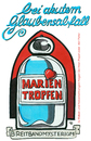 Cartoon: Marientropfen (small) by GB tagged church,kirche,catholic,katholisch,priester,kloster,papst,missbrauch