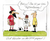Cartoon: EM-Quali Gibraltar-Spiel (small) by Mario Schuster tagged karikatur,cartoon,fussball,em,mario,schuster,götze,löw,deutschland,gibraltar