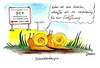 Cartoon: Schneckentempo (small) by Mario Schuster tagged karikatur,cartoon,mario,schuster,flughafen,berlin,brandenburg