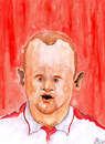Cartoon: Wayne Rooney (small) by Mario Schuster tagged karikatur,caricature,porträt,portrait,worldcup,wm,football,soccer,england,fußball,wayne,rooney