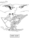 Cartoon: Adaptive Spirit Coloring Book p8 (small) by karlwimer tagged adaptive,spirit,coloring,book,skiing,fox,paralympics