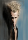 Cartoon: Billy Idol (small) by jabir tagged billy,idol