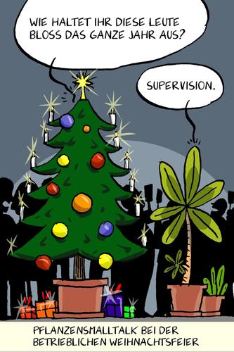 Weihnachtsfeier Cartoon.Weihnachtsfeier Von Leopold Maurer Religion Cartoon Toonpool