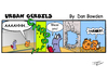Cartoon: URBAN GERBILS.Achoo! (small) by Danno tagged urban gerbils funny cartoon comic strip