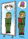 Cartoon: Contest SYRIA 2014 (small) by omar seddek mostafa tagged the,10th,international,cartoon,contest,syria,2014