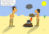 Cartoon: Indianer-Email (small) by Grikewilli tagged indianer,mail,msil,laptop,amerika,wilde,westen,cowboy,kommunikation