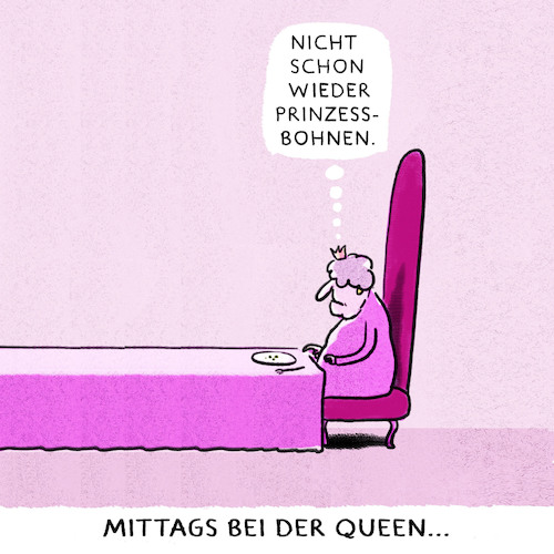 Cartoon: ...royal snacks... (medium) by markus-grolik tagged queen,england,großbritanien,monarchie,essen,royal,europa,london,königshaus,queen,england,großbritanien,monarchie,essen,royal,europa,london,königshaus
