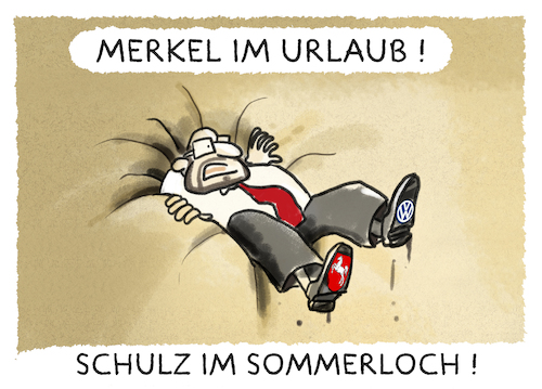 Cartoon: Wahlkämpfer (medium) by markus-grolik tagged spd,cdu,merkel,angela,martin,schulz,wahlkampf,kanzler,berlin,spd,cdu,merkel,angela,martin,schulz,wahlkampf,kanzler,berlin
