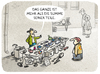 Cartoon: ... (small) by markus-grolik tagged philospohie,flohmarkt,verkauf,markt,elektronik,smartphone