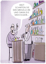 Cartoon: ...bargeldlos... (small) by markus-grolik tagged sparkassen,app,geld,bargeld,bitcoin,digital,bezahlen,scheine,münzgeld,banken