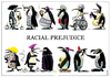 Cartoon: LOVE (small) by markus-grolik tagged tags,tolerance,penguins,shirt,polar,birds,city,life,popular,prejudges,prejudices,cartoon,grolik