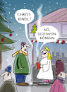 Cartoon: Punsch (small) by markus-grolik tagged weihnachtsmarkt,weihnachten,glühwein,christkind,advent,punschalkohol