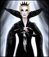 Cartoon: The Queen (small) by condemned2love tagged snow,white,queen,evil,disney,villain