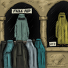 Cartoon: Burka HD (small) by Mandor tagged burka hd fashion