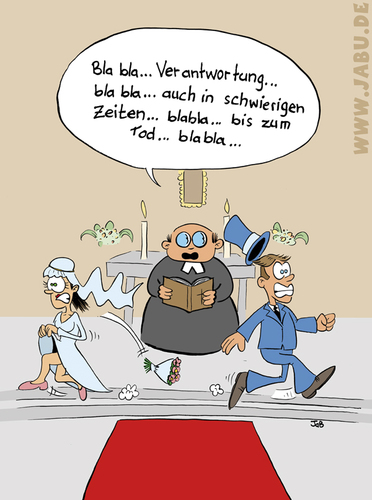 hochzeit von bruder jab religion cartoon toonpool. Black Bedroom Furniture Sets. Home Design Ideas