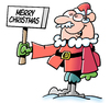 Cartoon: Merry Christmas (small) by bindslev tagged merry,christmas,santa,claus,cards,greeting,father,elf,xmas,wish,humor,glad,hat,smile,happy,holiday,mustache,red,uniform,illustration,graphic,comic,cartoon