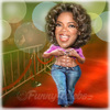 Cartoon: Oprah Winfrey (small) by funny-celebs tagged oprahwinfrey,talkshowhost,thecolorpurple,theoprahwinfreyshow,fitness,perfect,body,stomach