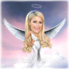 Cartoon: Paris Hilton 2 (small) by funny-celebs tagged parishilton hiltonhotels beverlyhills angel angelwings