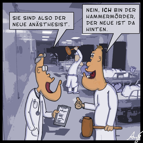 of anaesthesist