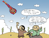 Cartoon: Meteor (small) by Musluk tagged meteor