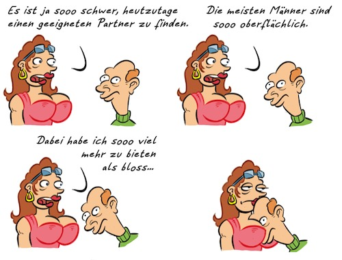 Cartoon: Kommentar Partnersuche (medium) by Rob tagged kommentar,kommentator,partner,partnersuche,internet,speed,dating,flirt