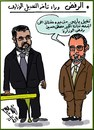 Cartoon: KANDIL SHOW (small) by AHMEDSAMIRFARID tagged prime,minister,egypt,ahmed,samir,farid,revolution,mursy,morsey,mursey