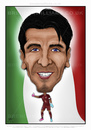 Cartoon: International Football (small) by brendanw tagged international,caricature,caricatures,cartoons,brendanwilliams,brendan,williams,sheffield,caricaturist,steel,city,buffon,gigi,gianluigi,david,beckham,davebeckham,goldenballs,neymar,narmarjr,junior,jr,italy,italia,azzurri,azurri,england,lions,brasil,brazil,