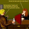 Cartoon: Bargespräche 7 (small) by PuzzleVisions tagged puzzlevisions,trump,new,york,mauer,wall,bar,tequila