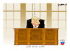 Cartoon: White House leaks (small) by Amorim tagged trump,white,house,leaks