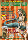 Cartoon: Burlesque Poster 7 (small) by Ian Baker tagged poster,ian,baker,art,illustration,burlesque,nude,sex,girls,women,sideshow,carnival,dance,entertainment,mermaid,static,electricity,retro,sexy