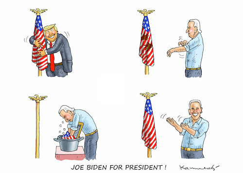 JOE BIDEN FOR PRESIDENT !!!