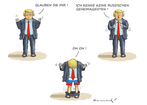 Cartoon: UNSCHULDSLAMM TRUMP (medium) by marian kamensky tagged obama,trump,präsidentenwahlen,usa,baba,vanga,republikaner,inauguration,demokraten,wikileaks,faschismus,obama,trump,präsidentenwahlen,usa,baba,vanga,republikaner,inauguration,demokraten,wikileaks,faschismus