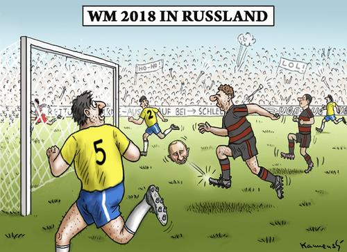 Russland 2018