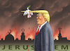 Cartoon: AGENT ORANGE (small) by marian kamensky tagged obama trump präsidentenwahlen usa baba vanga republikaner inauguration demokraten jerusalem palästina israel wikileaks faschismus