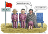 Cartoon: CHARMEUR PUTIN (small) by marian kamensky tagged apec,summit,putin,obama,xi,peng,china
