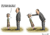 Cartoon: Erdogan schlägt 15 jährige Mä (small) by marian kamensky tagged bergwerkunglück,türkei,erdogan,korruption
