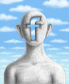 Cartoon: Facebook (small) by marian kamensky tagged facebook,soziale,netztwerke,internet,zuckerberg,erstre,hilfe,abhämgigkeit,drogen,jugentliche,ausbildung,lehre,leere