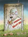 Cartoon: Günter Grass (small) by marian kamensky tagged humor,bücher,literatur,kunst,buchmesse,gefangenschaft,leidenschaft,abhängigkeit