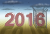 Cartoon: PF 2016 (small) by marian kamensky tagged pf,2016