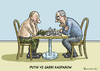 Cartoon: PUTIN VS GARRI KASPAROW (small) by marian kamensky tagged garri,kasparow,putin,boris,nemtsov,krebsgeschwür