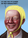Cartoon: Radikal Becker (small) by marian kamensky tagged boris,becker,tennis,penis,radikalisierung