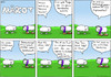 Cartoon: Bequem - Mäscot 51 (small) by maescot tagged webcomic,schaf,niedlich,chuks,holzschuhe