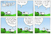 Cartoon: Marketing! - Mäscot 23 (small) by maescot tagged webcomic,schaf,niedlich