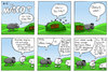 Cartoon: Mr. T. - Mäscot 16 (small) by maescot tagged webcomic,schaf,comic