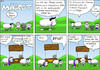 Cartoon: Romantik - Mäscot 62 (small) by maescot tagged webcomic,schaf,niedlich,flirttip,date