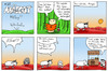 Cartoon: Rotes Gras Mäscot 26 (small) by maescot tagged webcomic,schaf,niedlich