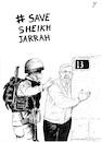 Cartoon: In Jerusalem (small) by paolo lombardi tagged israel,palestine,jerusalem