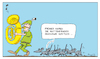 Cartoon: Rattenfänger (small) by Mergel tagged rattenfänger,populismus,agitation,manipulation