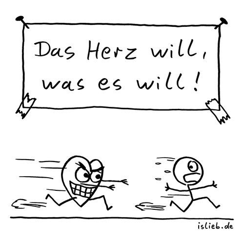 ... ) by islieb tagged islieb,humor,strichmännchen,verliebt,liebe,herz
