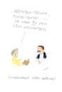 Cartoon: Dilema (small) by fussel tagged grieche,restaurant,philosophie,schopenhauer,aristoteles,plat,bestellen,dilema